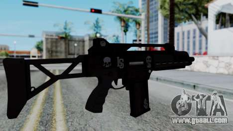 G36k from GTA 5 for GTA San Andreas second screenshot
