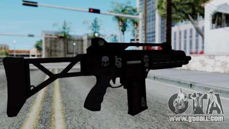 G36k from GTA 5 for GTA San Andreas second screenshot
