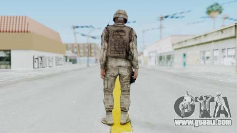 Crysis 2 US Soldier 1 Bodygroup A for GTA San Andreas third screenshot