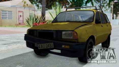 Dacia 1325 Liberta Rusty for GTA San Andreas