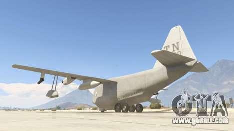 GTA 5 Amphibious Plane third screenshot