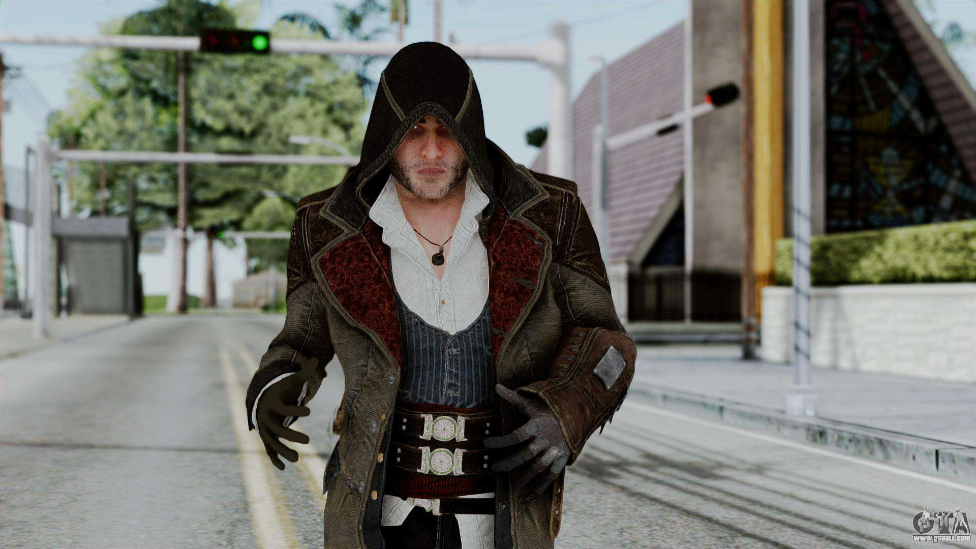 Jacob Frye Assassins Creed Syndicate For Gta San Andreas