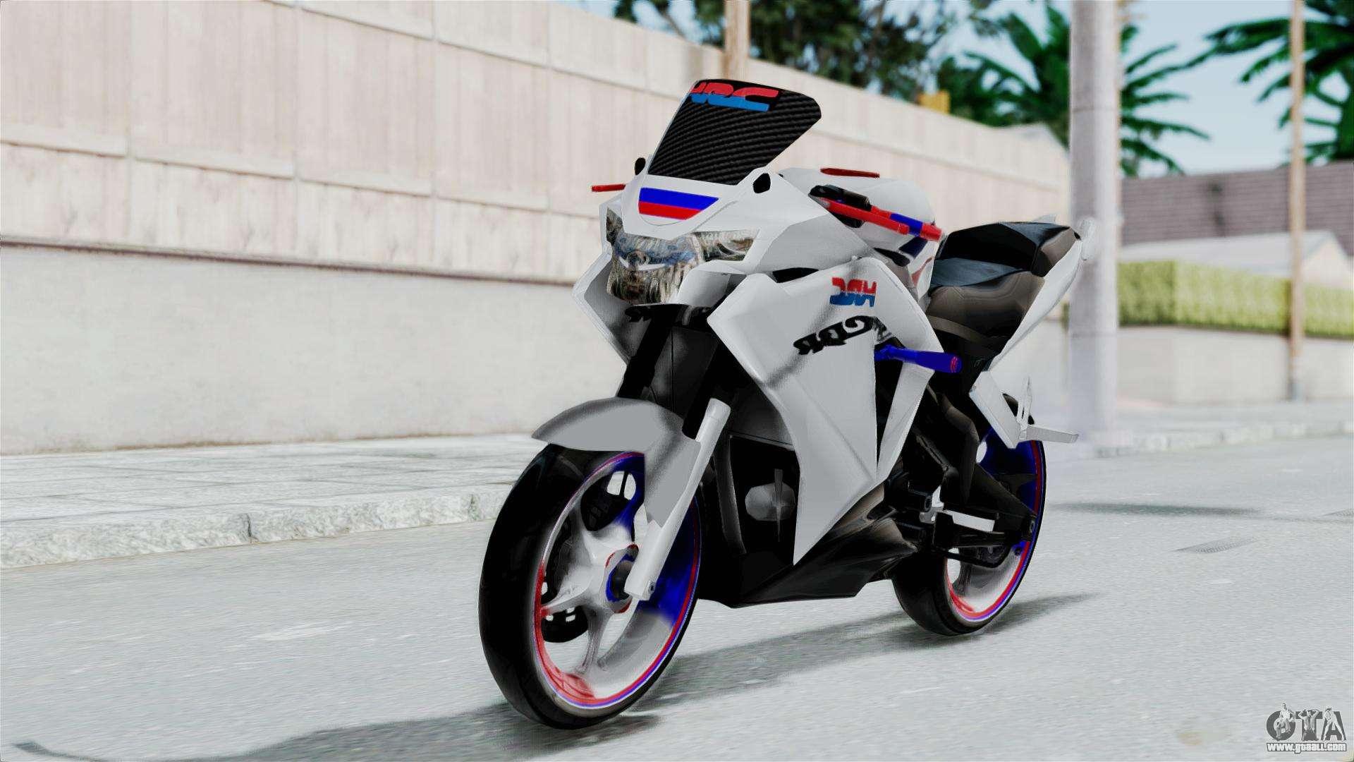 Honda CB150R For GTA San Andreas