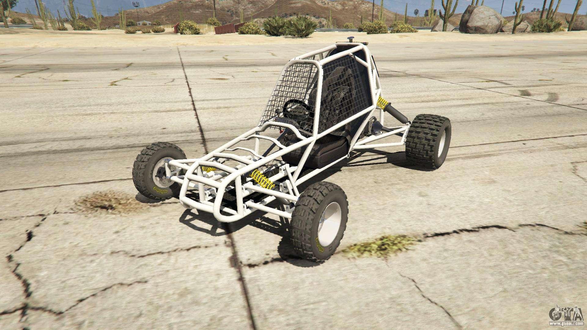 kart cross trial