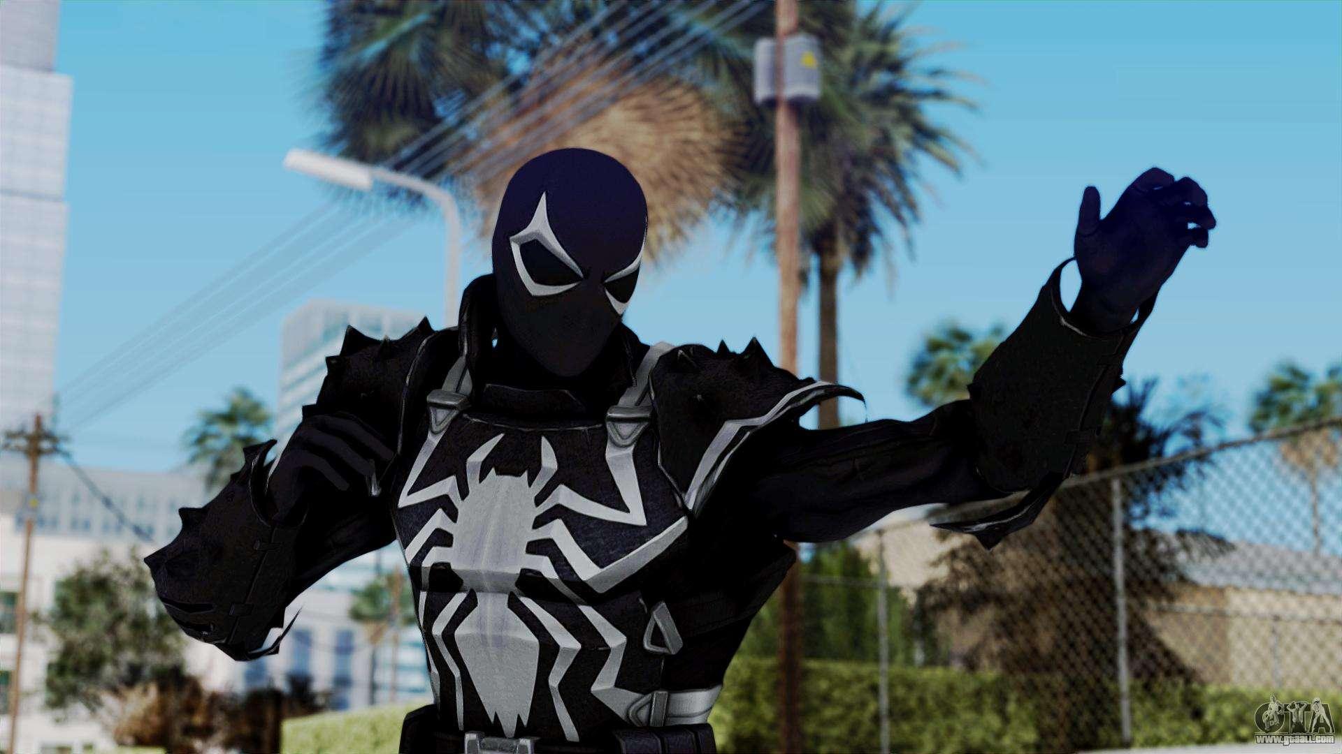 Agent Venom For Gta San Andreas-6364