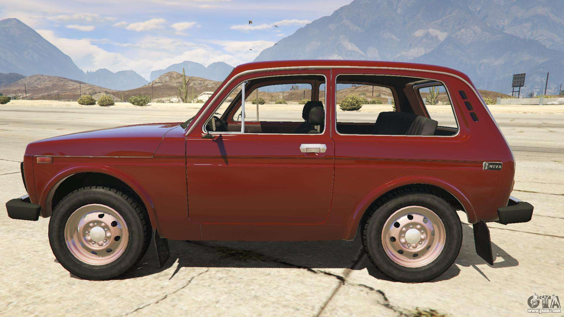 vaz 2121 lada niva for gta 5. Black Bedroom Furniture Sets. Home Design Ideas