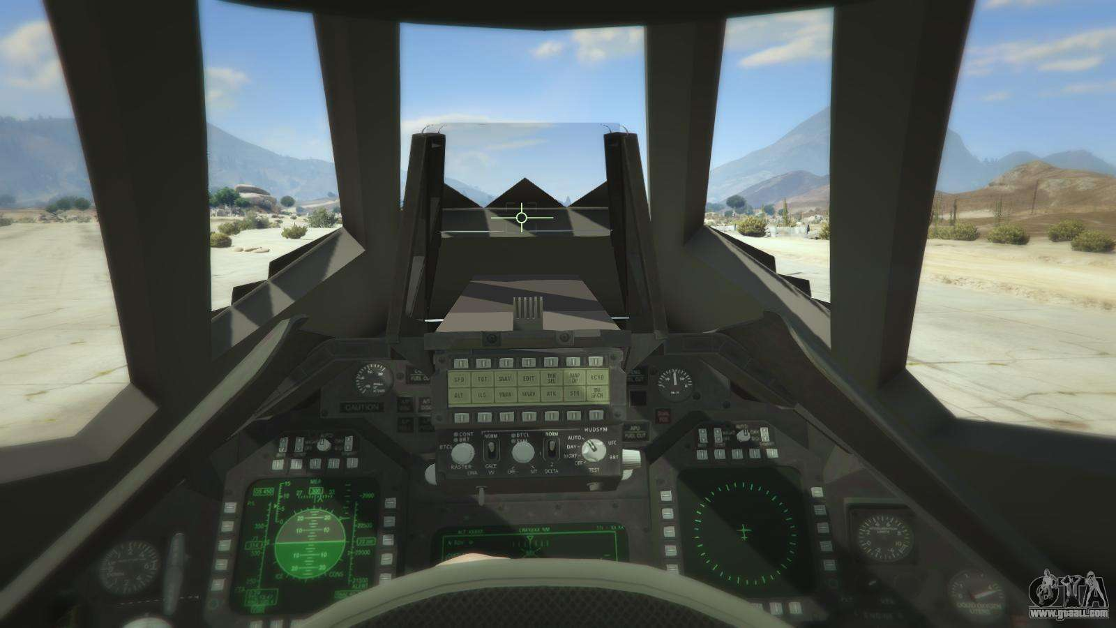 F 117 Stealth Fighter Cockpit Lockheed F-117 Nightha...