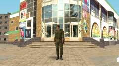 Marines of the armed forces for GTA San Andreas