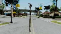 No More Room in Hell - FUBAR Wrecking Bar for GTA San Andreas