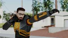 Gordon Freeman Skin for GTA San Andreas