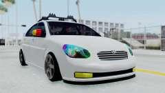 Hyundai Accent Essential Garage for GTA San Andreas