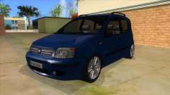 Fiat Panda V3 for GTA San Andreas