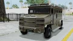 GTA 5 Brute Riot Police IVF for GTA San Andreas