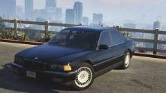 BMW 750i (e38) for GTA 5