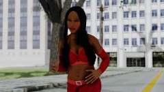 WWE Naomy for GTA San Andreas