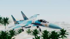 SU-37 Indian Air Force for GTA San Andreas