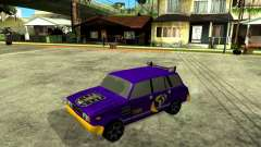 VAZ 2104 WRC for GTA San Andreas