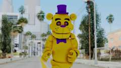 FNAF 4 Fredbear for GTA San Andreas