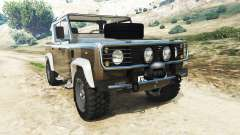 Land Rover Defender 110 Pickup