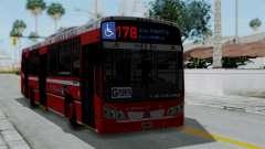 Todo Bus Pompeya II Agrale MT15 Linea 178 for GTA San Andreas