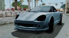 GTA 5 Comet Tuning for GTA San Andreas
