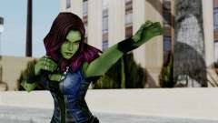 Marvel Future Fight - Gamora for GTA San Andreas