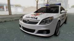 Opel Vectra 2005 Policia for GTA San Andreas