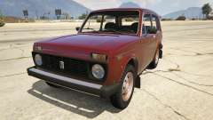 VAZ-2121 Lada Niva for GTA 5