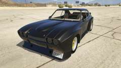 1974 Ford Capri RS for GTA 5