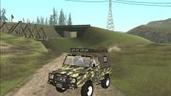 969М LuAZ Off Road for GTA San Andreas