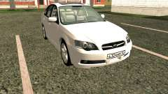 Subaru Legacy for GTA San Andreas