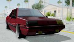 Proton Iswara 1985 Advanced for GTA San Andreas