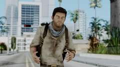 Uncharted 3 - Nathan Drake Desert Outfit for GTA San Andreas