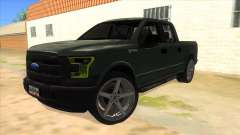 Ford F-150 2015 for GTA San Andreas