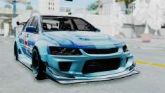 Mitsubishi Lancer Evolution IX MR Edition v2