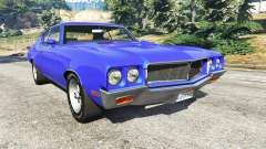 Buick Skylark GSX 1970 for GTA 5