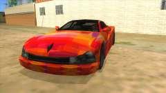 GTA 3 Cheetah ZTR