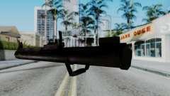 GTA 3 Rocket Launcher for GTA San Andreas