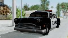 Police Cabbie for GTA San Andreas