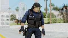 GIGN 1 No Mask from CSO2 for GTA San Andreas