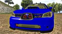 Subaru Impreza WRX STI Lisa