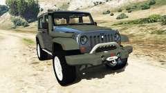 Jeep Wrangler 2012 v1.1