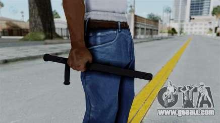 GTA 5 Night Stick for GTA San Andreas