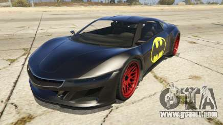 Batman Jester for GTA 5