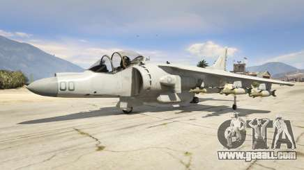 McDonnell Douglas AV-8B Harrier II for GTA 5