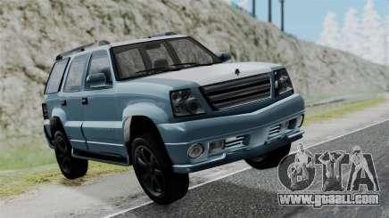 GTA 5 Albany Cavalcade v1 IVF for GTA San Andreas