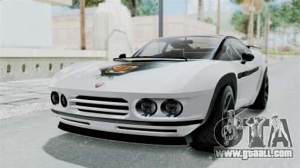 GTA 5 Coil Brawler Coupe for GTA San Andreas