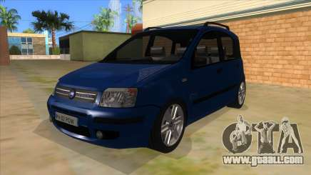 Fiat Panda V3 for GTA San Andreas