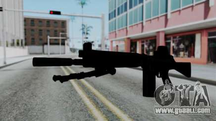 FN-FAL from CS GO with EoTech for GTA San Andreas