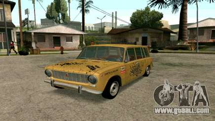 VAZ 2102 BK for GTA San Andreas